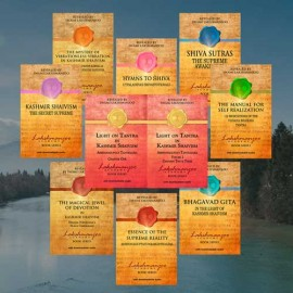 Complete Series of Classic Texts of Kashmir Shaivism