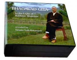 Bhagavad Gita, in the Light of Kashmir Shaivism - 27 DVD VIDEO