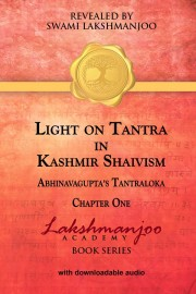Light on Tantra in Kashmir Shaivism, Abhinavagupta's Tantraloka - HARD COVER